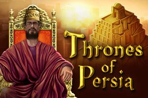 Thrones Of Persia